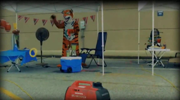 Honda EU Series Generators TV Spot, 'Mascots' - Thumbnail 5