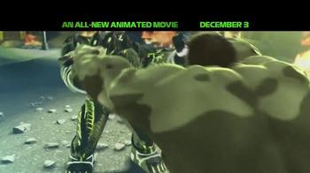 Iron Man and Hulk: Heroes United Blu-Ray and DVD TV Spot - Thumbnail 2