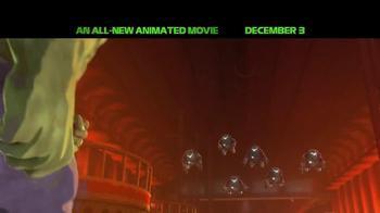 Iron Man and Hulk: Heroes United Blu-Ray and DVD TV Spot - Thumbnail 3