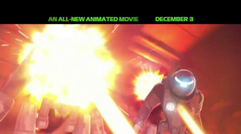 Iron Man and Hulk: Heroes United Blu-Ray and DVD TV Spot - Thumbnail 5