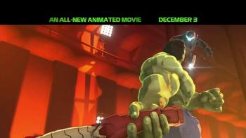 Iron Man and Hulk: Heroes United Blu-Ray and DVD TV Spot - Thumbnail 6