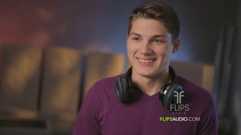 Flips Audio TV Spot, 'First Time' - Thumbnail 4