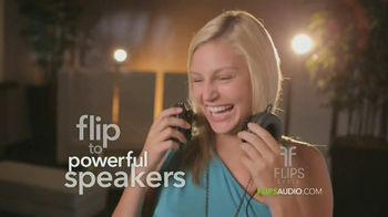 Flips Audio TV Spot, 'First Time'