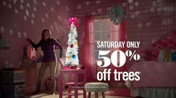 Target TV Spot, 'Tree For All' - 260 commercial airings