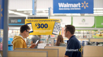 Walmart TV Spot, 'Phone Trade In'