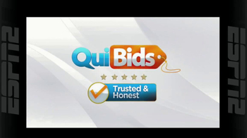 Quibids.com TV Spot, 'Real Customers' - Thumbnail 4