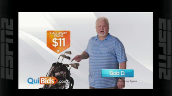 Quibids.com TV Spot, 'Real Customers' - Thumbnail 7