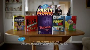 Taboo TV Spot, 'Nun Party' - Thumbnail 10