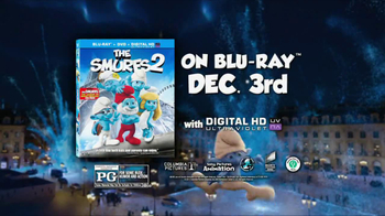 Smurfs 2 Blu-ray and DVD TV Spot - Thumbnail 10