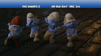 Smurfs 2 Blu-ray and DVD TV Spot - Thumbnail 2