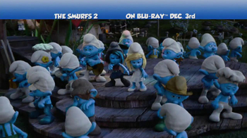 Smurfs 2 Blu-ray and DVD TV Spot - Thumbnail 6