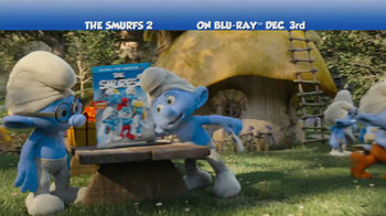 Smurfs 2 Blu-ray and DVD TV Spot - Thumbnail 8