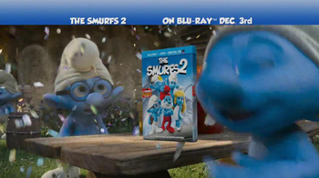 Smurfs 2 Blu-ray and DVD TV Spot - Thumbnail 9