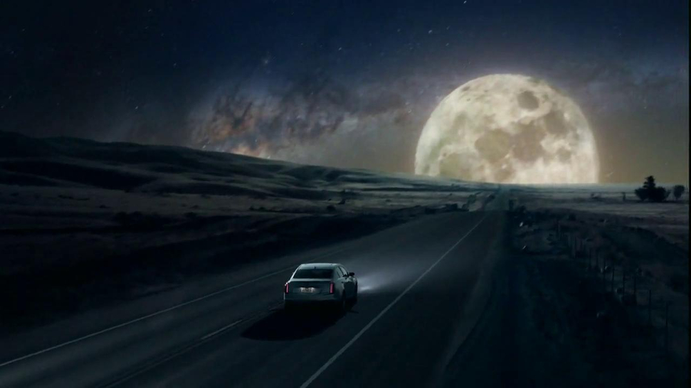 2014 Cadillac Cts Sedan Tv Commercial Moon Song By Ulrich