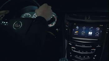 2014 Cadillac CTS Sedan TV Spot, 'Moon' Song by Ulrich Schnauss - Thumbnail 2
