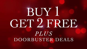 JoS. A. Bank TV Spot 'December 2013 BOG2, Doorbusters' - 857 commercial airings