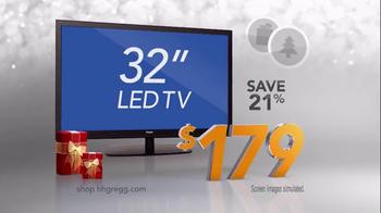 h.h. gregg Countdown to Christmas Sale TV Spot - Thumbnail 2