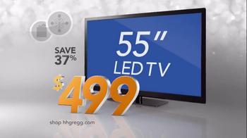 h.h. gregg Countdown to Christmas Sale TV Spot - Thumbnail 3