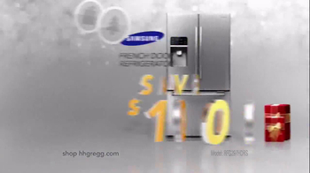 h.h. gregg Countdown to Christmas Sale TV Spot - Thumbnail 4