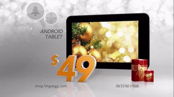 h.h. gregg Countdown to Christmas Sale TV Spot - Thumbnail 6