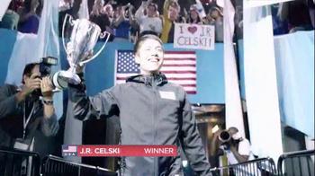 TD Ameritrade TV Spot Featuring J.R. Celski - Thumbnail 2