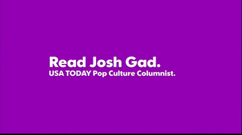USA Today Life TV Spot, 'Read Josh Gad' - Thumbnail 8
