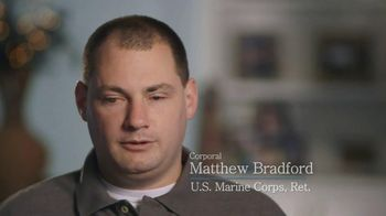 USO TV Spot, 'Corporal Matthew Bradford' - Thumbnail 3