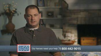 USO TV Spot, 'Corporal Matthew Bradford' - Thumbnail 4