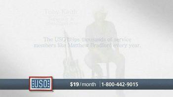 USO TV Spot, 'Corporal Matthew Bradford' - Thumbnail 6
