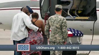 USO TV Spot, 'Corporal Matthew Bradford' - Thumbnail 8