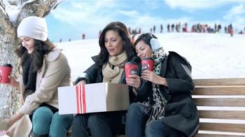 McDonald's McCafe White Chocolate Mocha TV Spot [Spanish] - Thumbnail 4