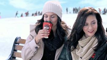 McDonald's McCafe White Chocolate Mocha TV Spot [Spanish] - Thumbnail 7
