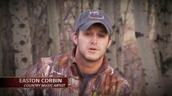 Rocky Mountain Elk Foundation TV Spot Featuring Easton Corbin
