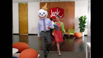 Jack in the Box Jalapeño BBQ Burger TV Spot, 'Meritoria' [Spanish] - Thumbnail 7
