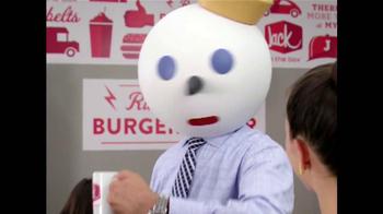 Jack in the Box Jalapeño BBQ Burger TV Spot, 'Meritoria' [Spanish] - Thumbnail 9