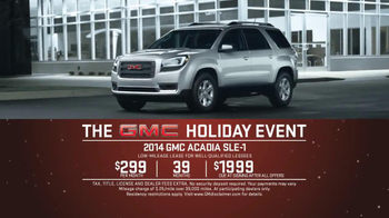 2014 GMC Acadia TV Spot, 'Selldown' - Thumbnail 10