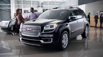 2014 GMC Acadia TV Spot, 'Selldown' - Thumbnail 7