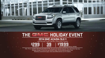 2014 GMC Acadia TV Spot, 'Selldown' - Thumbnail 8