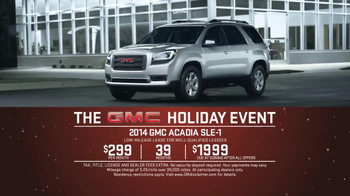 2014 GMC Acadia TV Spot, 'Selldown' - Thumbnail 9