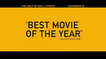 The Wolf of Wall Street - Alternate Trailer 12