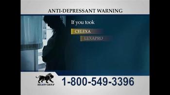 Relion Group TV Spot, 'Anti-Depressant Warning' - Thumbnail 3