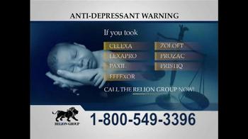 Relion Group TV Spot, 'Anti-Depressant Warning' - Thumbnail 6