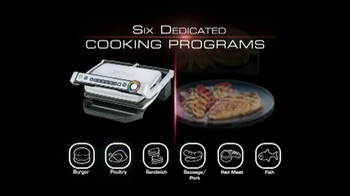 T-Fal OptiGrill TV Spot - Thumbnail 6