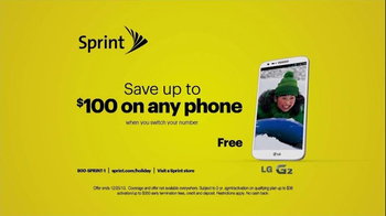 Sprint TV Spot, 'Email From Rachel' Featuring Malcolm McDowell - Thumbnail 7