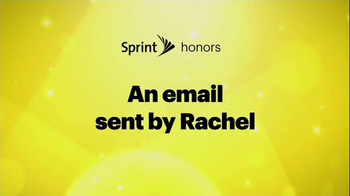 Sprint TV Spot, 'Email From Rachel' Featuring Malcolm McDowell - Thumbnail 3