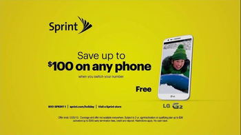 Sprint TV Spot, 'Email From Rachel' Featuring Malcolm McDowell - Thumbnail 6