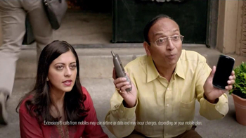 Vonage TV Spot, 'Two Phones, One Rate' - Thumbnail 4