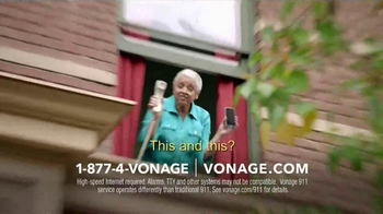Vonage TV Spot, 'Two Phones, One Rate' - Thumbnail 5