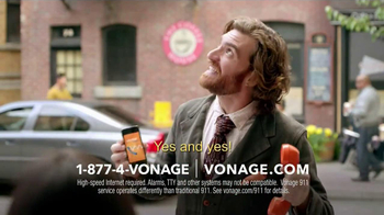 Vonage TV Spot, 'Two Phones, One Rate' - Thumbnail 6
