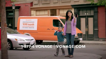 Vonage TV Spot, 'Two Phones, One Rate' - Thumbnail 8